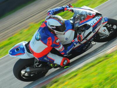 Il pilota paralimpico toscano Emiliano Malagoli partner di BMW Motorrad Italia per il 2021