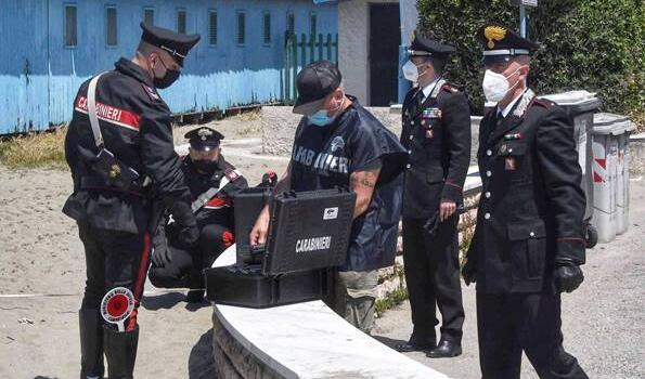Stupro in spiaggia: nuovo sopralluogo dei Carabinieri