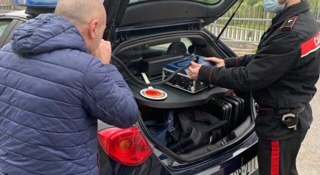 Alla guida in stato di ebrezza, arrestato dai carabinieri
