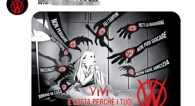 Toscana, due sindaci presi di mira dai no-vax
