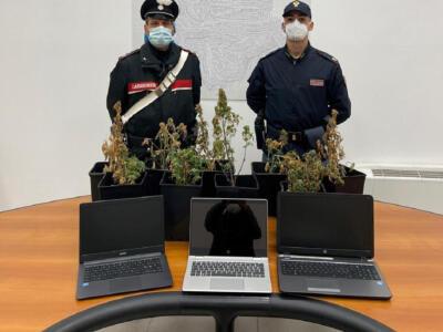 Operazione Polizia di stato e Carabinieri, arrestati i responsabili dei furti nella scuole