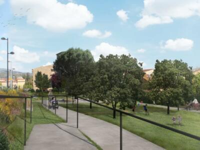 Figline-Incisa: un parco urbano alle porte del centro