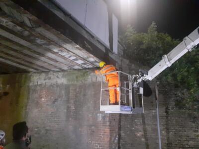 San Miniato: sottopasso ferroviario di Viale Marconi, partono i lavori di RFI