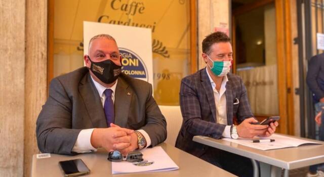 Amministrative, Grosseto: Fratelli d'Italia presenta simbolo a sostegno Vivarelli Colonna