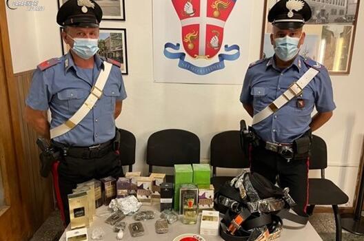 Arrestato a Cecina 42enne per detenzione di sostanza stupefacente