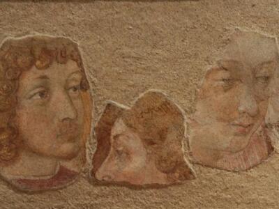 Pisa, Camposanto: restituito un frammento di affresco di Gozzoli