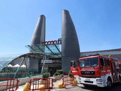 Incendio centro commerciale Ponte a Greve, Mediaworld attiva cassa integrazione