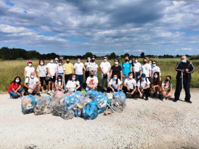 """""""Tocca a noi-Altopascio"""", 30 persone hanno partecipato al pomeriggio ecologico"""