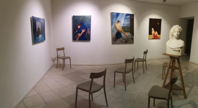 """Carrara SI-Cura, esposizione """" I volti dell'Accademia"""" al SecS"""