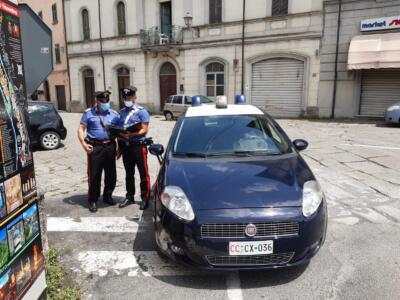 Evade dai domiciliari, arrestato dai carabinieri