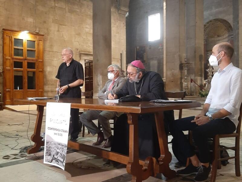 Presentato il progetto di restauro della Chiesa di San Michele in Foro