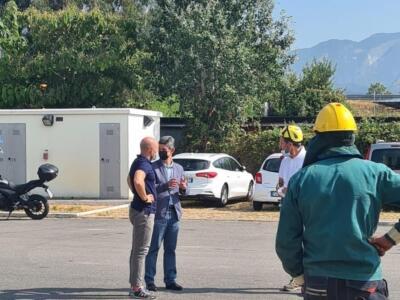 Carrara, sindaco: lutto cittadino per morte sul lavoro 54nne