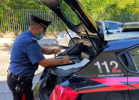 Tre uomini denunciati per bracconaggio dai Carabinieri