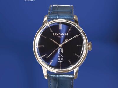 """Nasce """"1960 Nesos """" l'orologio di Locman dedicato al vino marino di Arrighi"""