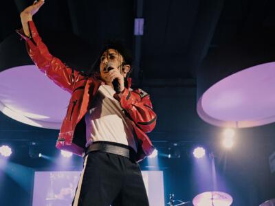 I Jackson live alla Versiliana festival presentano uno show  in omaggio al dio del Pop
