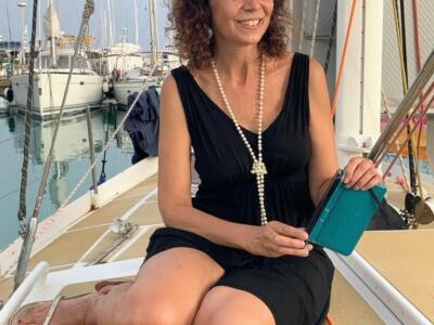"""Silvia, 53 anni: """"In mezzo al mare ho scoperto nuove risorse per affrontare il tumore"""""""