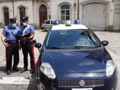 Sorpresi con la refurtiva dopo il furto, due uomini arrestati dai Carabinieri