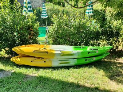 In canoa… sull'Arno