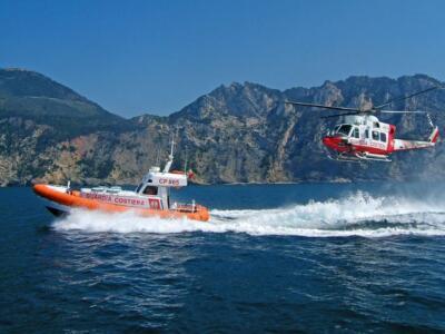 Isola d'Elba, si cerca in mare sub scomparso da ieri