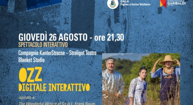 Estate FIV prosegue con Peppe Servillo, teatro digitale e letteratura