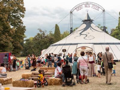 Spettacoli: ultimo weekend del Cirk Fantastik al Parco delle Cascine
