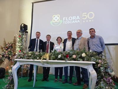 "Floricoltura, Fedagripesca Toscana: ""Perdite del 2020 ripianate"
