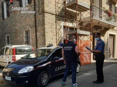 Filattiera: controlli dei carabinieri sulla sicurezza del lavoro: un denunciato