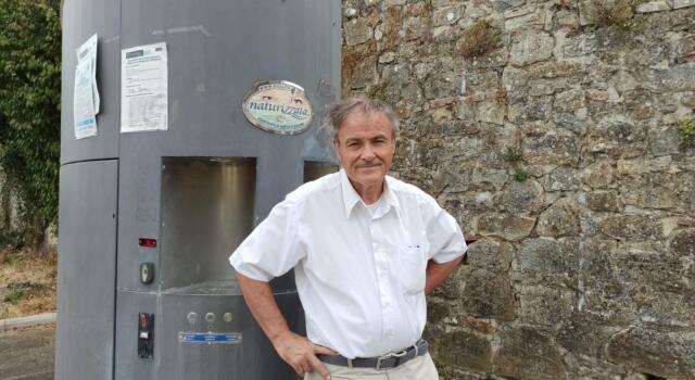 Acqua con le bollicine gratis dai fontanelli di Barberino e Tignano