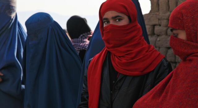 Afghanistan: Bergamini: le donne afghane hanno bisogno del nostro sostegno