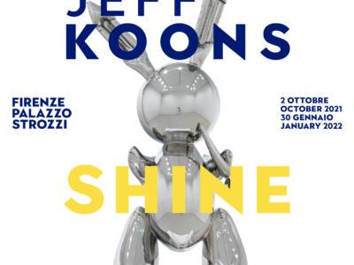 Jeff Koons irrompe a Palazzo Strozzi a Firenze con le sue grandi sculture e installazioni