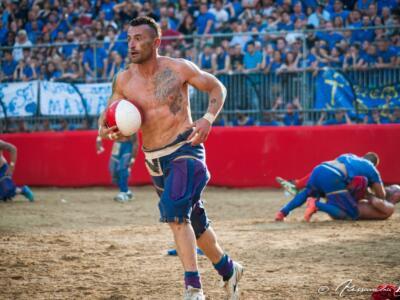 Sabato 11 settembre prima volta in live streaming la finale del Calcio Storico Fiorentino