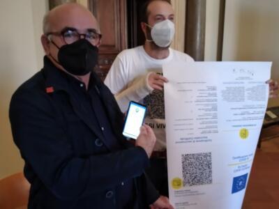 Alessandro Draghi: primo dei consiglieri controllati in Palazzo Vecchio per GP