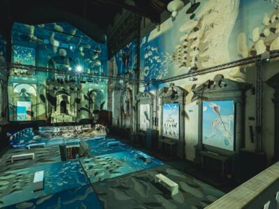 """""""Inside Dalì"""", la mostra immersiva apre ad orario prolungato"""