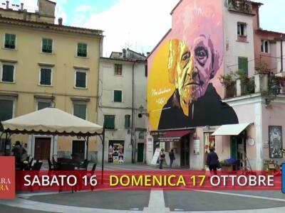 Carrara SI_Cura Open day: sabato 16 e domenica 17 ottobre centro storico in festa