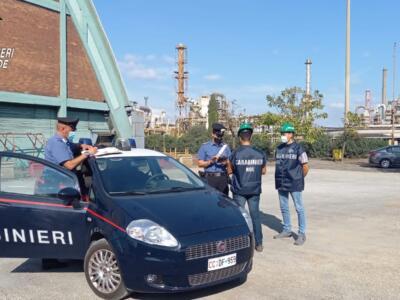 Operazione Gessi Rossi, indagini della procura di Firenze, eseguite perquisizioni e ispezioni