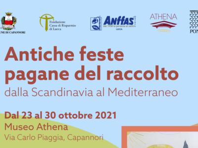 """Esposizione """"Antiche feste pagane del raccolto"""", sabato 23 ottobre a Capannori"""