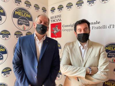 """Torselli (FDI): """"Le scuse della regione sono finite! in Toscana troppe criticità dell'ambiente"""""""