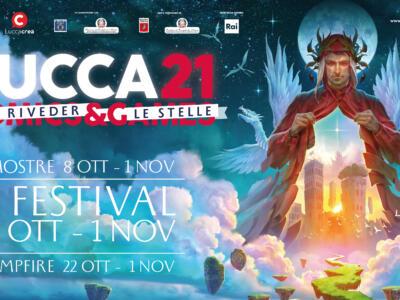 Lucca Comics & Games, le novità del 55esimo anno del festival