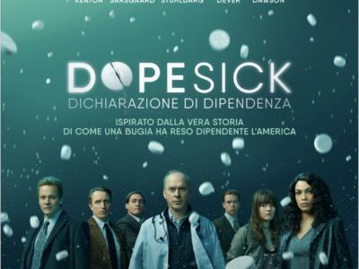 """""""Dopesick"""", la nuova serie Disney+ in anteprima italiana al Lucca Comics and Games"""